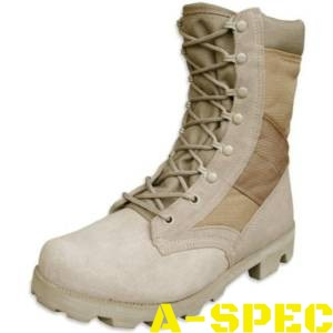 Ботинки US Desert Boots. Khaki. Mil-Tec