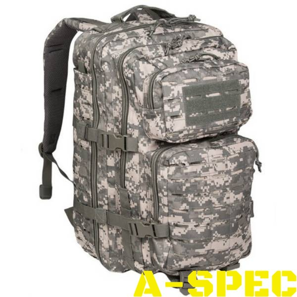 Рюкзак тактический 36 литров ACU Miltec