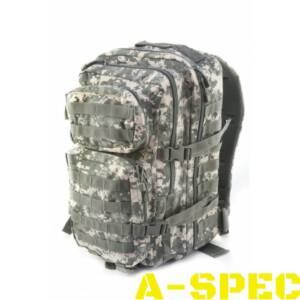 Рюкзак тактический 20 литров ACU Miltec