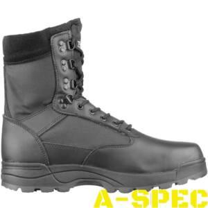 Зимние ботинки Thinsulate. Miltec. Черные