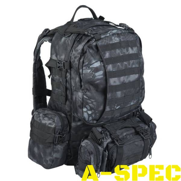 Рюкзак штурмовой DEFENSE PACK ASSEMBLY Typhon Miltec