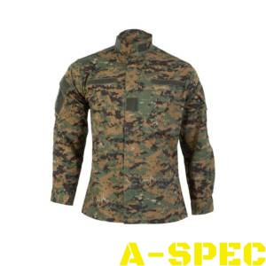 Китель полевой ACU Digital Woodland (MARPAT)
