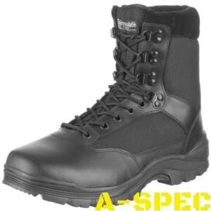 Ботинки зимние утеплённые SWAT Miltec Черные