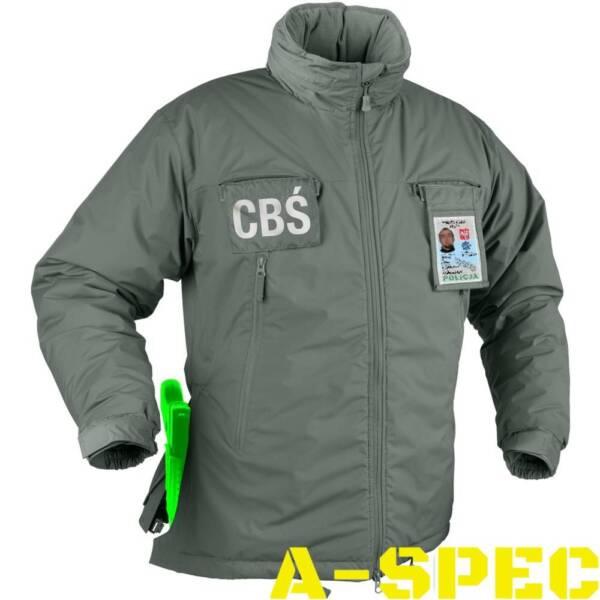 Куртка зимняя HUSKY TACTICAL Alpha Green. Helikon