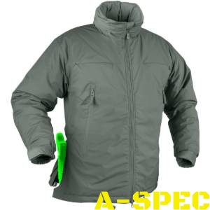 Куртка зимняя HUSKY TACTICAL Alpha Green. Helikon