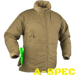 Куртка зимняя HUSKY TACTICAL койот. Helikon