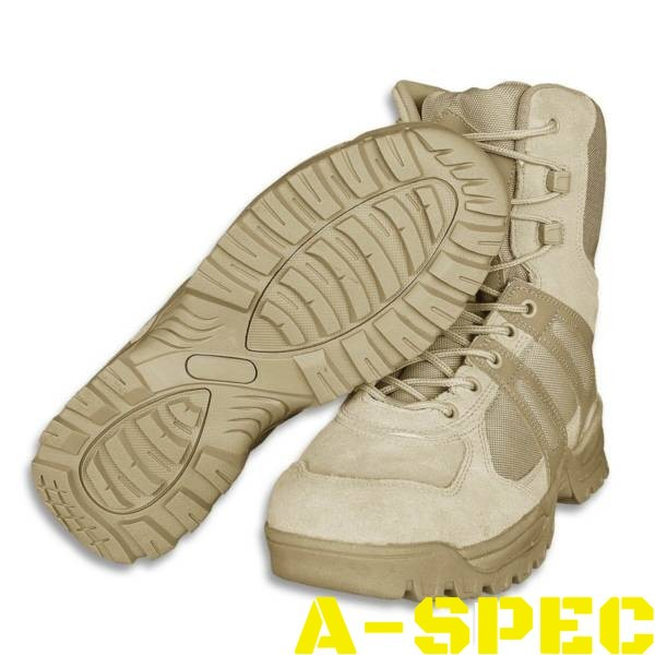 Ботинки COMBAT BOOTS GENERATION II Miltec хаки