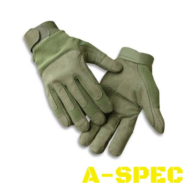 Перчатки стрелковые Army олива. Miltec