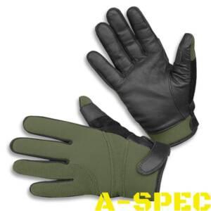 Перчатки Neopren / Kevlar порезостойкие олива. Miltec