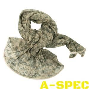 Сетка-шарф маскировочная AT-Digital
