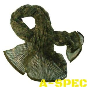 Сетка-шарф маскировочная Digital Woodland