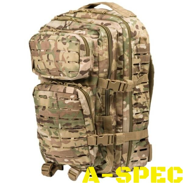 Рюкзак тактический 36 литров LASER CUT multicam Miltec