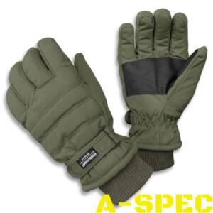 Перчатки зимние Thinsulate Олива Miltec