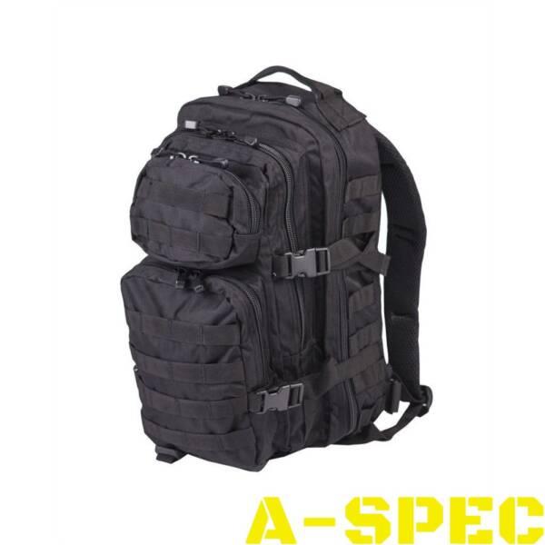 Рюкзак тактический 36 литров черный Miltec