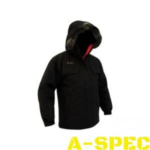 Куртка зимняя Contest черная. Comandor