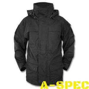 Куртка Commando черная с мембраной