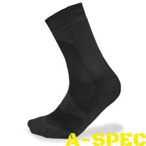 Носки трекинговые Coolmax черные. Miltec