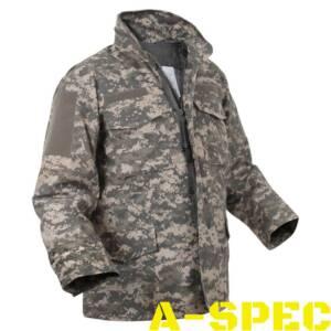 Куртка M65 с подстежкой. AT-Digital