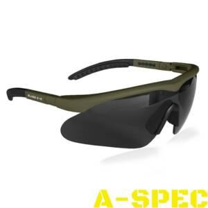 Очки тактические Swiss Eye RAPTOR OD. Три стекла