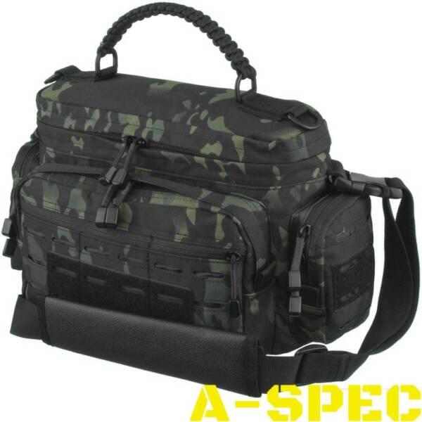 Сумка тактическая TACTICAL PARACORD BAG SM Multicam Black