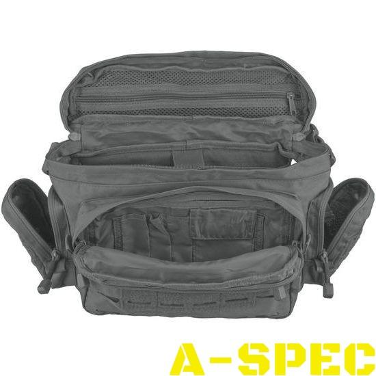 Сумка тактическая TACTICAL PARACORD BAG SM URBAN GREY