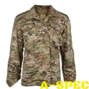 Куртка M65 с подстежкой. Multicam
