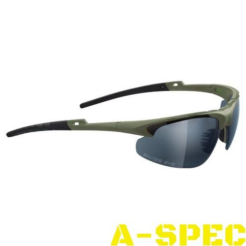 Очки тактические Swiss Eye APACHE OD. Три стекла