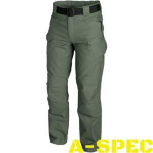 Тактические брюки Canvas UTP Olive Drab. Helikon-tex