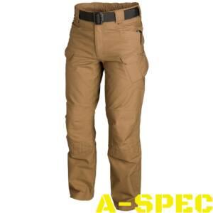 Тактические брюки Canvas UTP Coyote. Helikon-tex
