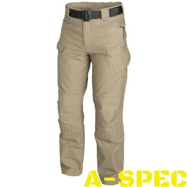 Тактические брюки Canvas UTP Khaki