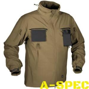 Куртка тактическая Cougar Soft Shell QSA Coyote