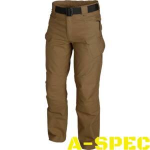 Тактические брюки UTP Mud Brown. Ripstop. Helikon-tex
