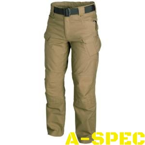 Тактические брюки UTP Coyote. Ripstop. Helikon-tex
