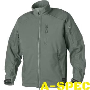 Куртка тактическая Soft Shell Delta Tactical Foliage Green. Helikon-tex