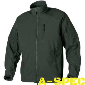 Куртка тактическая Soft Shell Delta Tactical Jungle Green. Helikon-tex
