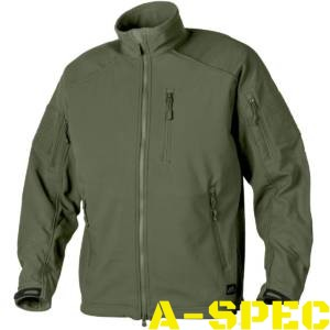 Куртка тактическая Soft Shell Delta Tactical Olive Green. Helikon-tex