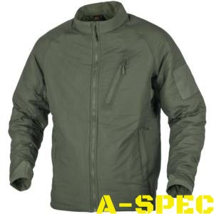 Зимняя куртка Wolfhound Light Insulated Alpha Green