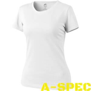 Женская тактическая футболка Helikon белая