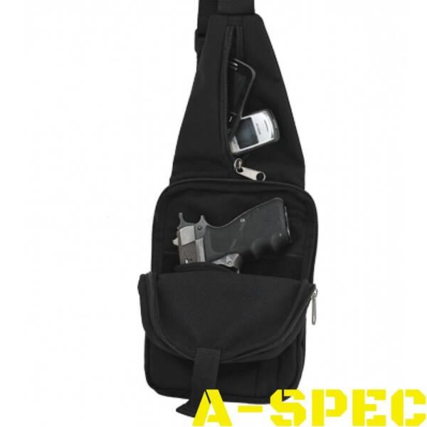 Сумка-кобура для скрытого ношения пистолета А33. A-line