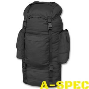 Рюкзак походный RANGER 75 литров черный. Mil-Tec