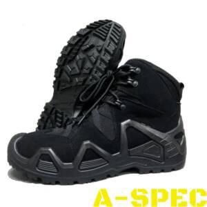 Ботинки ALLIGATOR 33 Черные. Garsing