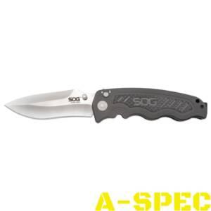 Нож раскладной SOG Zoom - Carbon Fiber, Satin, S30V