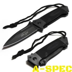 Нож складной DA35 Черный