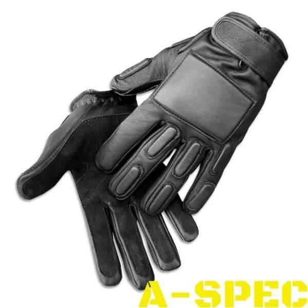 Перчатки штурмовые с защитой