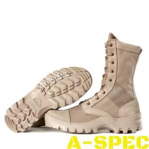 Ботинки летние Sahara хаки. Garsing
