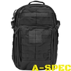 Тактический рюкзак RUSH 12 черный. 5.11 Tactical