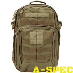 Тактический рюкзак RUSH 12 хаки. 5.11 Tactical