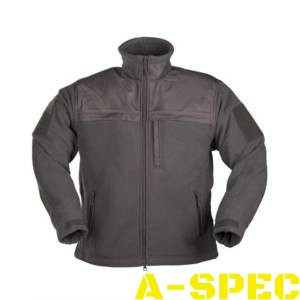 Куртка флисовая ELITE FLEECE JACKE HEXTAC Urban Grey