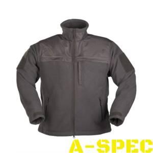 Куртка флисовая ELITE FLEECE JACKE HEXTAC Urban Grey