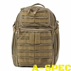 Тактический рюкзак RUSH 24 хаки. 5.11 Tactical